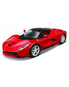 Samochód sportowy model do składania Maisto Ferrari La 1:24 - zdjęcie 1