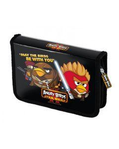 Piórnik dwuklapkowy bez wyposażenia - Angry Birds Star Wars II