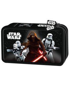 Piórnik szkolny z wyposażeniem dla chłopca Star Wars - sklep - zdjęcie 2