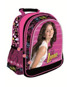 Zestaw plecak szkolny + piórnik pojedynczy Soy Luna - zdjęcie 1