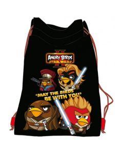 Worek na buty lub strój gimnastyczny Angry Birds Star Wars II