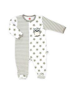 Pajac niemowlęcy Makoma sowa 62-68 zdjęcie 1