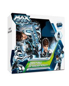 Zestaw śniadaniowy Max Steel turbo power