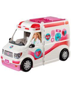 Mobilna karetka Barbie klinika FRM19 - Zdjęcie 1