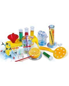 Moje laboratorium chemiczne Clementoni 150 doświadczeń - Zdjęcie 1