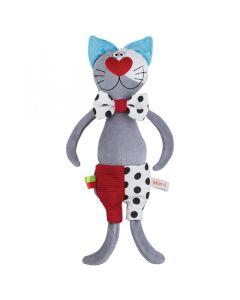 Przytulanka szeleścik sensoryczny Kotek Mom's Care - zdjecie 1