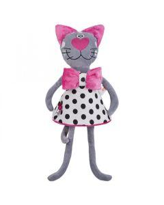 Przytulanka szeleścik sensoryczny Kotek  Hencz Toys - zdjęcie 1