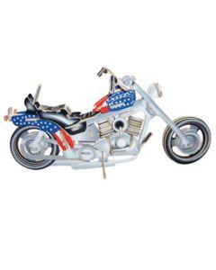 Motocykl Harley Davidson puzzle drewniane 3D - zdjęcie 1