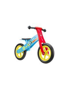 Rowerek biegowy Myszka Miki drewniany