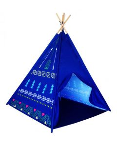Namiot tipi wigwam dla dzieci - domek dla dzieci - zdjęcie 1
