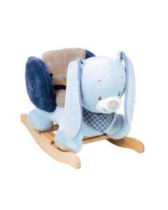 Zabawka na biegunach Nattou Królik Bibou - zdjęcie 1