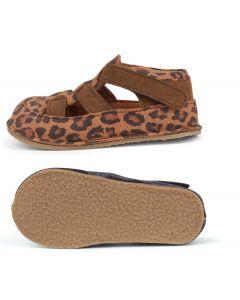 Obex Sacoma Outdoor sandałki dziewczęce panterka zdjęcie 1