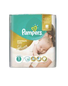 Pieluszki jednorazowe Pampers Premium Care 5 Junior 44 szt. (11-18kg) - zdjęcie 1
