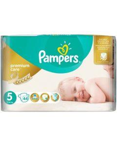 Pieluszki jednorazowe Pampers Premium Care 5 Junior 44 szt. (11-18kg)