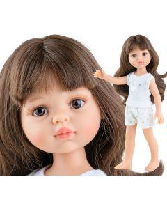 Hiszpańska lalka Paola Reina pachnąca 32 cm - zdjęcie 1