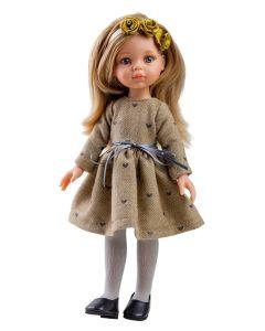 Hiszpańska lalka Paola Reina Carla 32 cm zdjecie 1