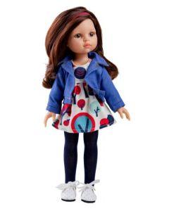 Hiszpańska lalka Paola Reina Carola 32 cm zdjecie 1