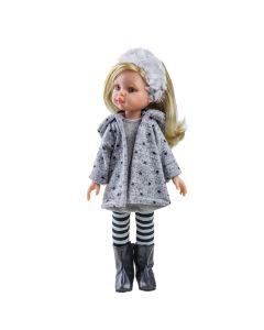 Hiszpańska lalka Paola Reina Claudia 32 cm zdjecie 1