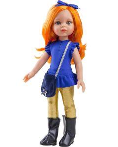 Hiszpańska lalka Paola Reina Amiga 32 cm - zdjecie 3