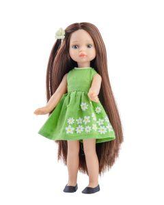 Hiszpańska pachnąca lalka mini Paola Reina Estela 21 cm - zdjęcie 1
