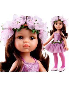 Hiszpańska pachnąca lalka Paola Reina do czesania 32cm - zdjęcie 1