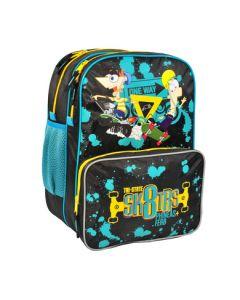 Plecak szkolny Fineasz i Ferb PASO  - zdjęcie 1