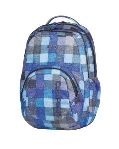 Plecak Patio Cool Pack niebieska krata - zdjęcie 1