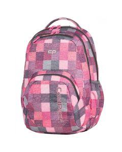Plecak Patio Cool Pack różowa krata - zdjęcie 1