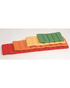Zestaw kolorowych materacy do zabawy dla dzieci - plac zabaw z materacy - zdjęcie 1