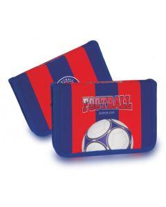 Piórnik piłkarski dla chłopca z wyposażeniem Football - zdjęcie 1