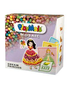 Klocki kukurydziane PlayMais Księżniczka Mosaic - zdjęcie 1