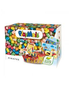 Klocki kukurydziane PlayMais Piraci Fun to play - zdjęcie 1