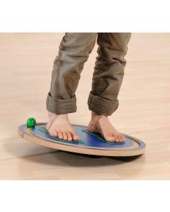 Deska dysk Pilch do balansowania ciałem dla dzieci - zabawki ruchowe dla dzieci