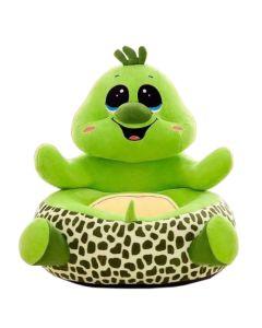 Pluszowy fotelik dla dziecka Groszek zdjęcie 1