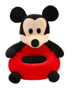 Pluszowy fotel dla dzieci Myszki Miki zdjęcie 1