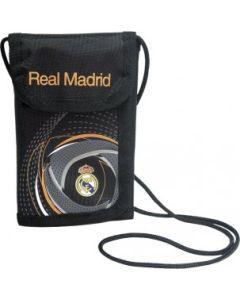 Portfel saszetka na szyję dla chłopców Astra Real Madryt 52 - zdjęcie 1