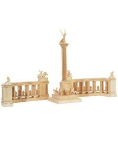 Monument budowla puzzle drewniane 3D zdjęcie 1
