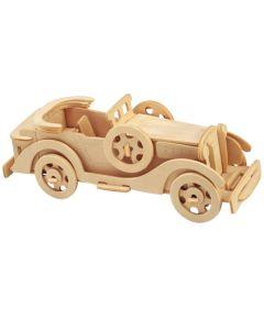 Packard samochód puzzle drewniane 3D - zdjęcie 1