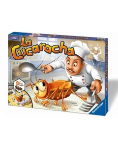Gra zrecznościowa Ravensburger La cucaracha - Zdjęcie 1