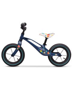 Rowerek biegowy AIR BLUE NAVY - zdjęcie nr 1