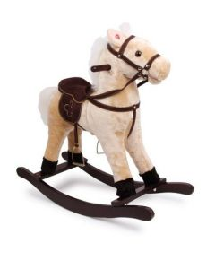 Koń na biegunach Zottel - zdjęcie 1