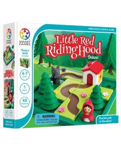 Smart Games Czerwony Kapturek Deluxe gra przedszkolna - zdjęcie 1