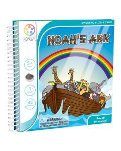 Smart Games Arka Noego magnetyczna gra podróżna dla dzieci - zdjęcie 1