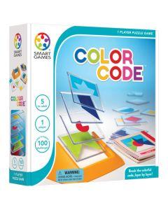 Smart Games Kolorowy Kod gra logiczna - zdjęcie 1