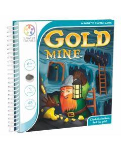 Gra logiczna dla dzieci Smart Games Kopalnia Złota - zdjęcie 1