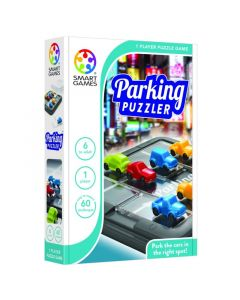 Smart Games Parking Puzzler gra logiczna - zdjęcie 1