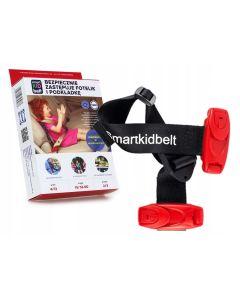 Smart Kid Belt pas bezpieczeństwa zamiast fotelika samochodowego - zdjecie 1