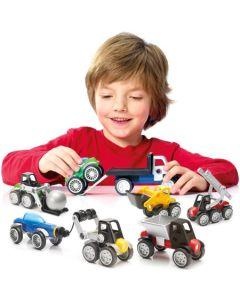 Pojazdy magnetyczne SmartMax Power Vehicles