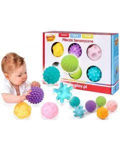 Piłeczki Sensoryczne Smily Play - zdjęcie nr 1