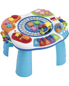 Stolik edukacyjny i panel interaktywny 2w1 Smily Play - zdjęcie 1